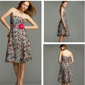 J. Crew: Madras plaid dress